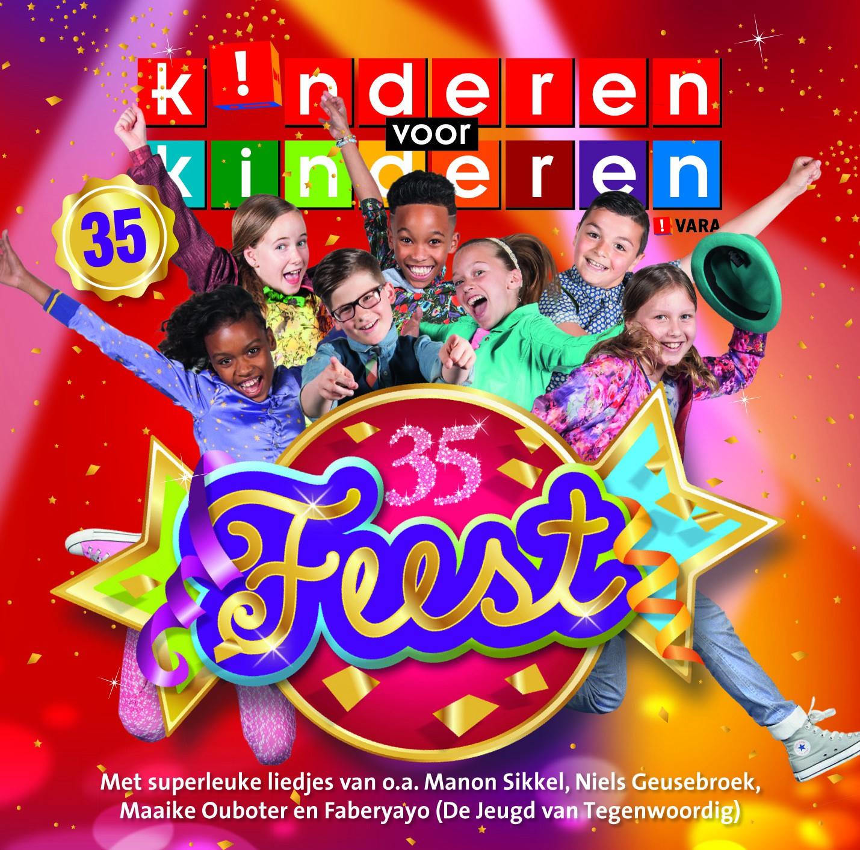 Kinderen voor Kinderen 35 - FEEST (cd)